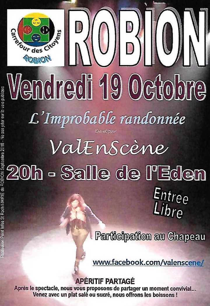 Spectacle Valérie