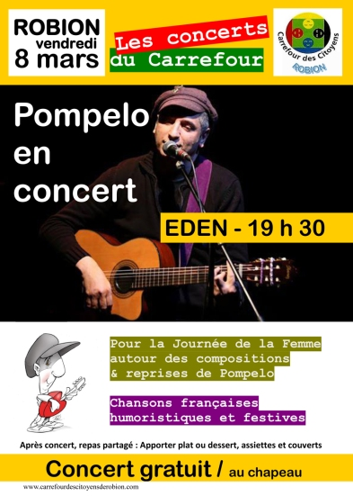 2019-8 mars -Fly concert Pompelo-petit
